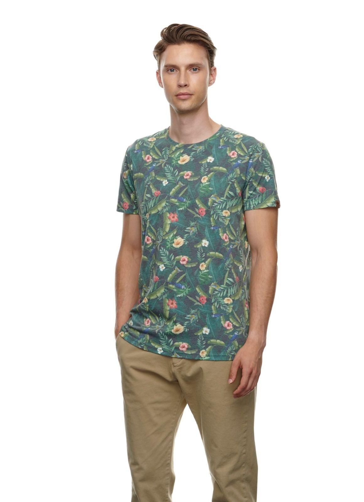 Ragwear heren T-Shirt Swan