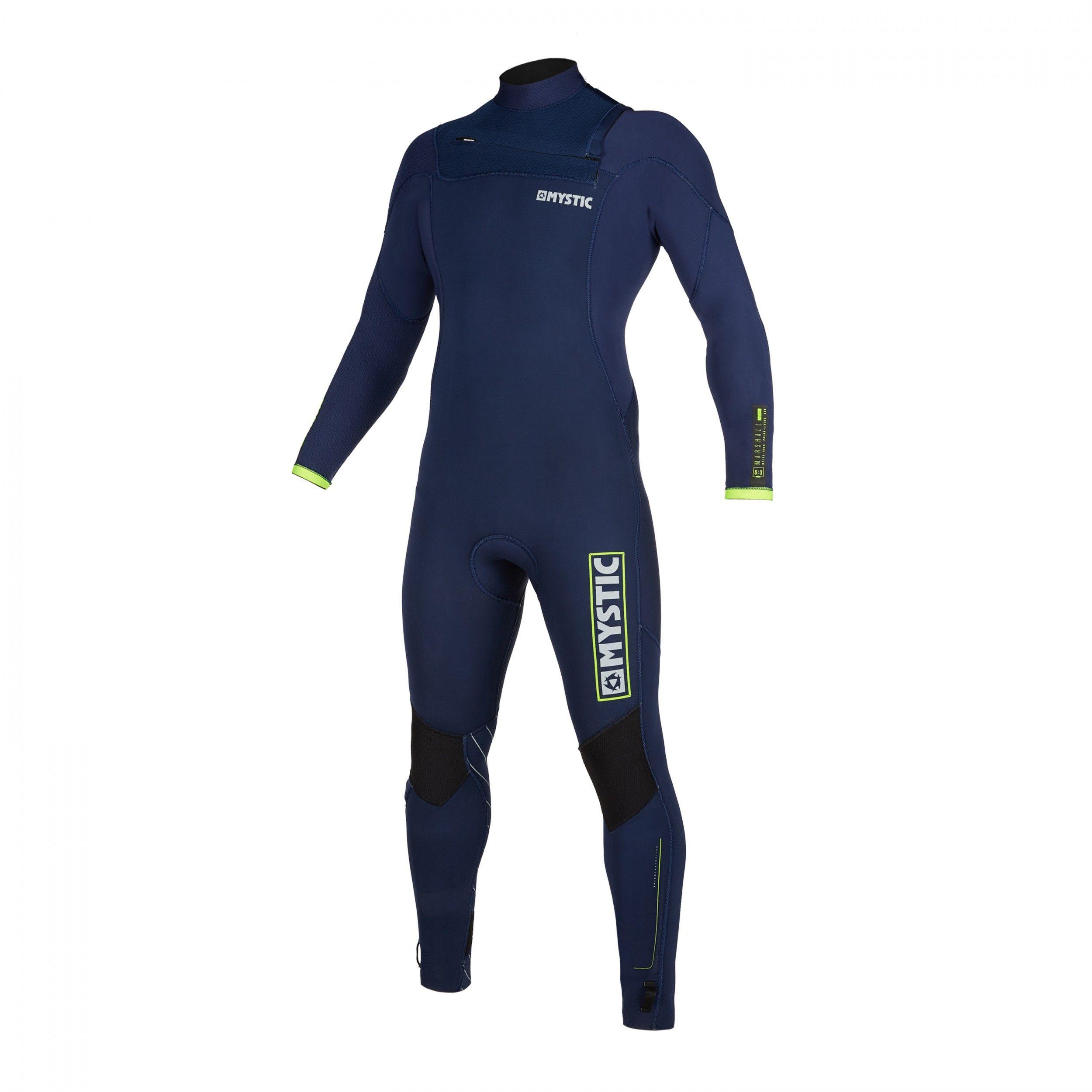 Mystic heren wetsuit Marshall 5/3