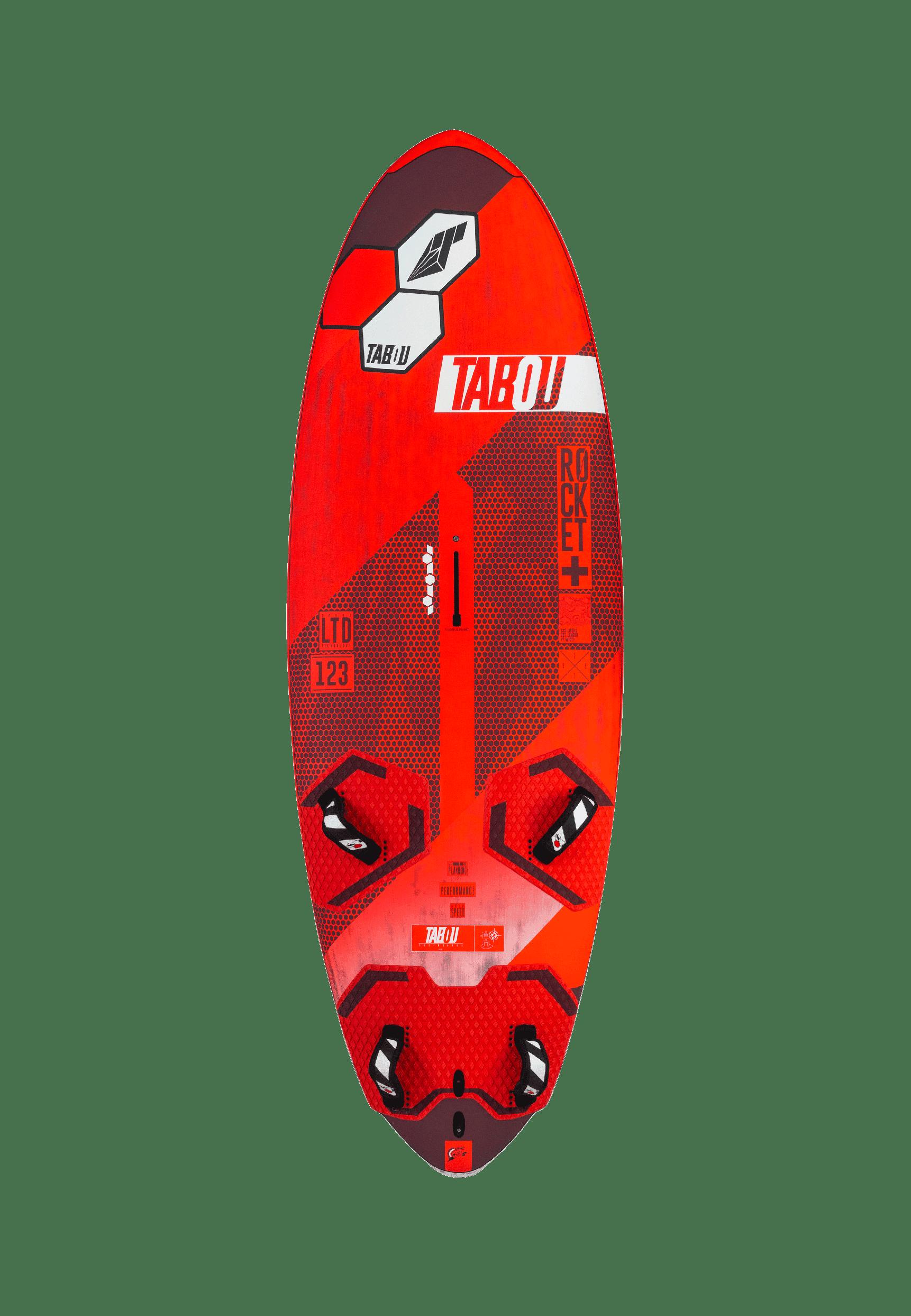 Tabou Rocket Plus Carbon Flex 2020