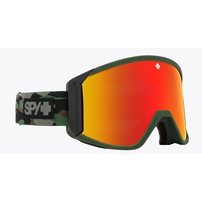 Spy Snow Goggle Raider Camo