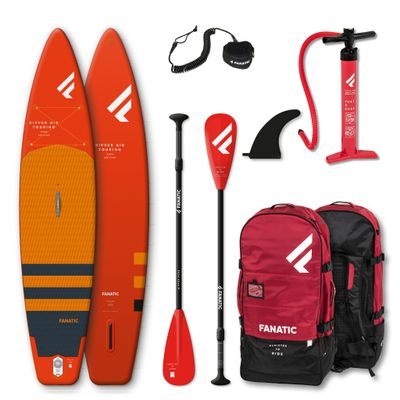 Foto van Fanatic Sup Package Ripper Air Touring