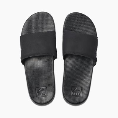 Foto van Reef heren badslipper One Slide