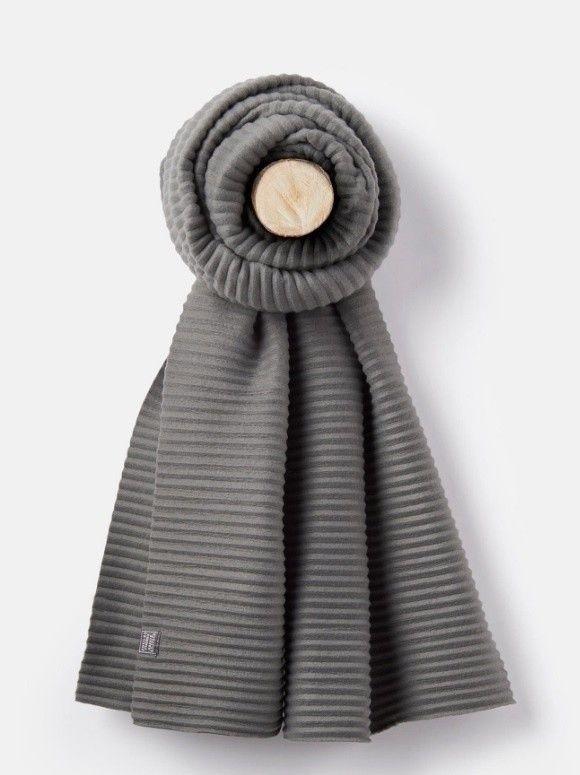 Joules dames sjaal Crinkle