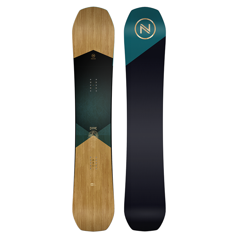 Nidecker snowboard Escape 2021