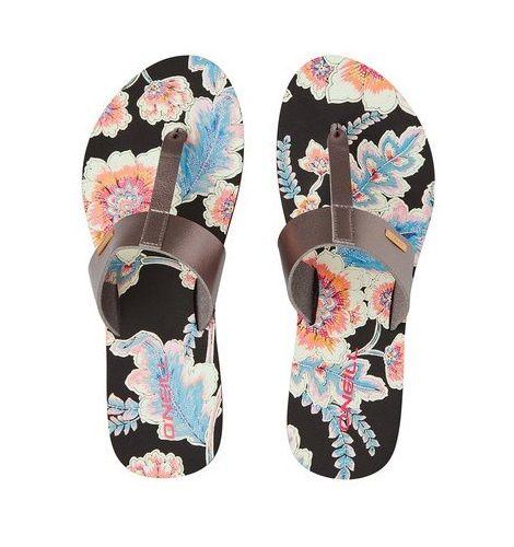 O'Neill dames Venice Ditsy slippers
