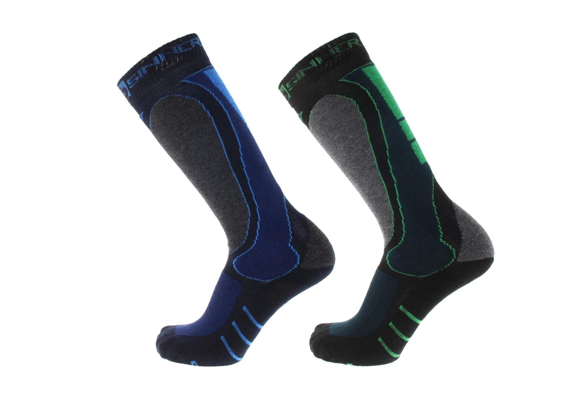 Sinner Geo ski sokken snowboard sokken
