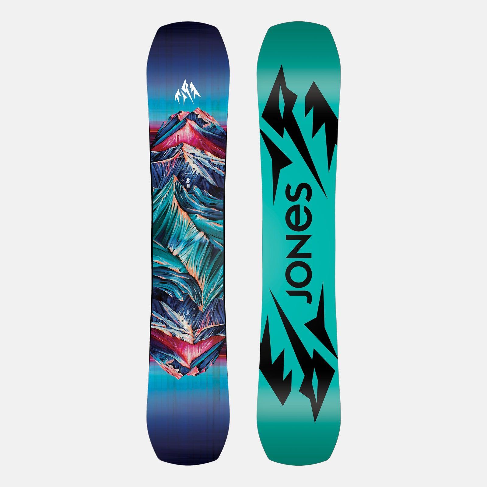Jones dames Snowboard Twin Sister 2021