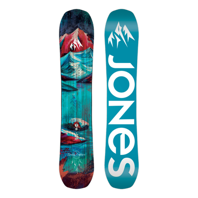 Foto van Jones dames snowboard Dreamcatcher 2020