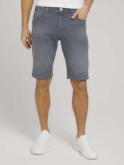 Foto van Tom Tailor heren Jeans korte broek Josh
