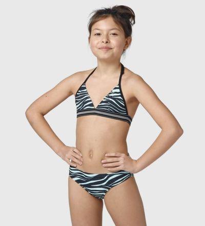 Foto van Brunotti meisjes bikini Noelle Zebra
