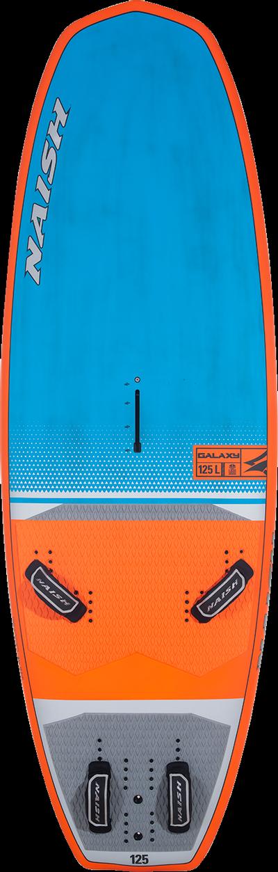 Foto van Naish freeride windsurfboard Galaxy