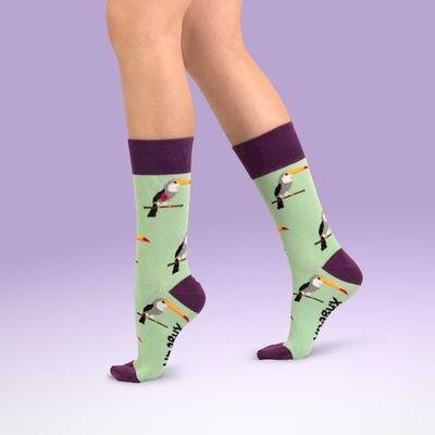 Foto van Unibux sokken Tucan Dream
