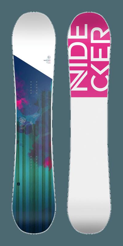 Nidecker dames snowboard Angel 2018