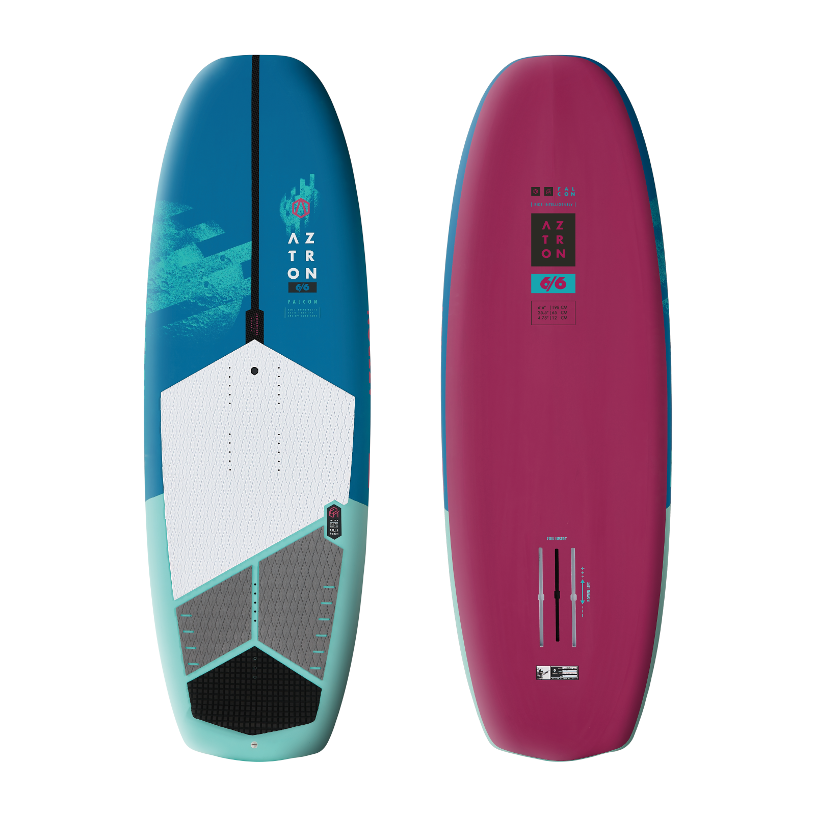 Aztron Falcon Surf/Wing/Sup Foil board 6'6