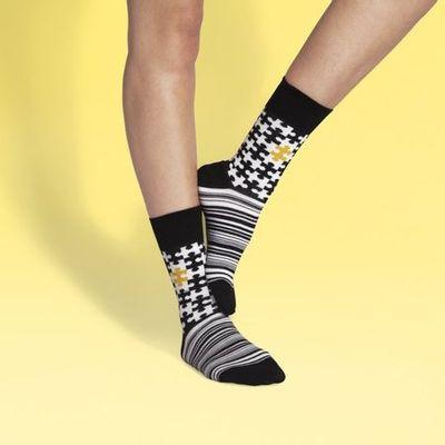 Foto van Unabux sokken Puzzel