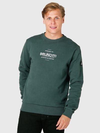 Foto van Brunotti heren sweater Notcher