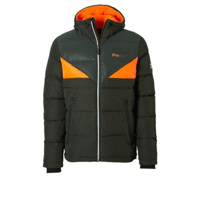 Superdry heren jas Javelin Puffa