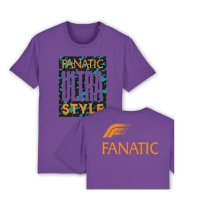 Foto van Fanatic t-shirt Ultra Style Boa