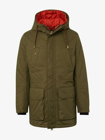 Foto van Tom Tailor heren Field Parka
