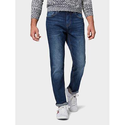 Foto van Tom Tailor heren jeans Regular Slim fit Josh