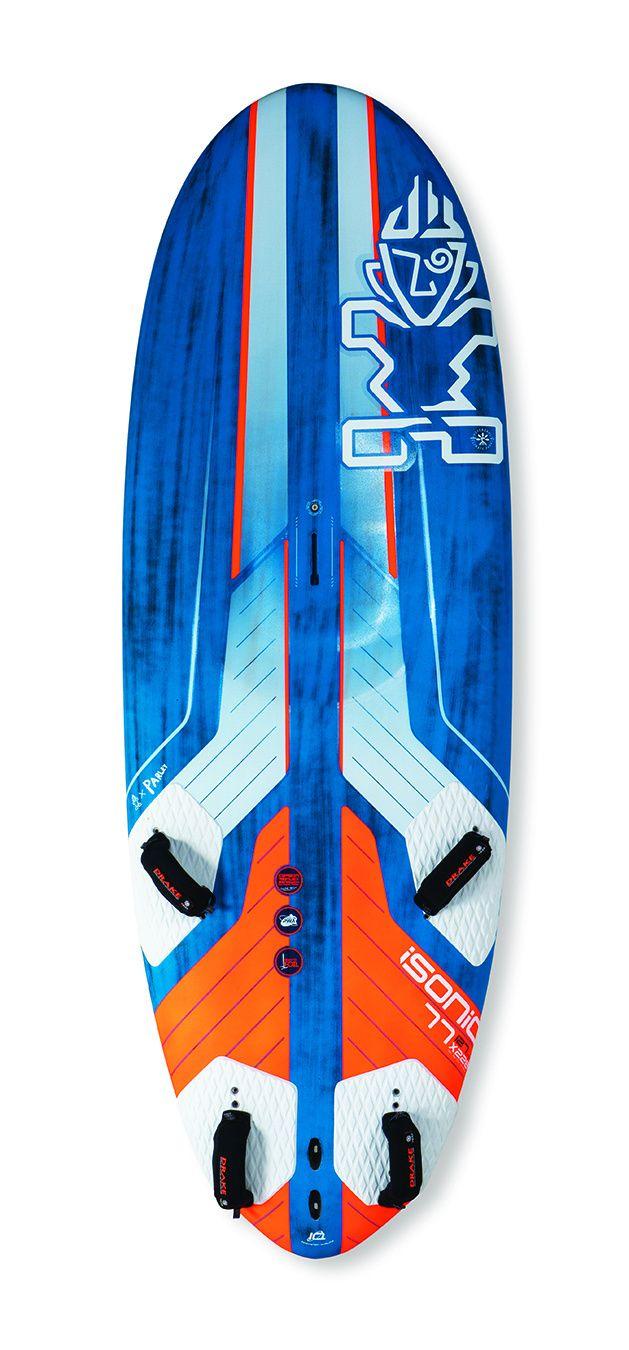 Starboard ISonic Speed Slalom Carbon Reflex Sandwich 2021