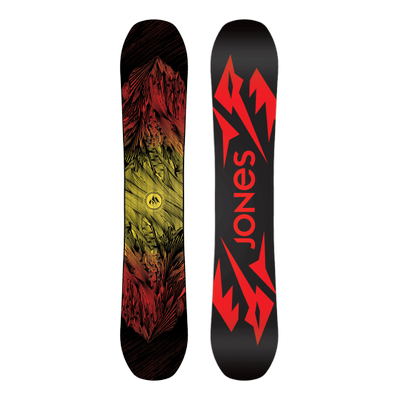 Foto van Jones snowboard Mountain Twin 2020