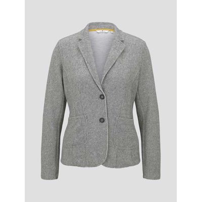 Tom Tailor dames jersey blazer