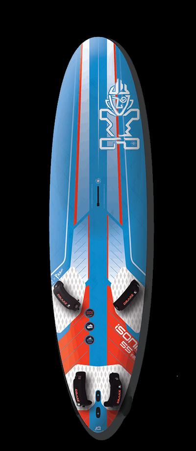 Foto van Starboard ISonic Speed Slalom Carbon Sandwich 2021