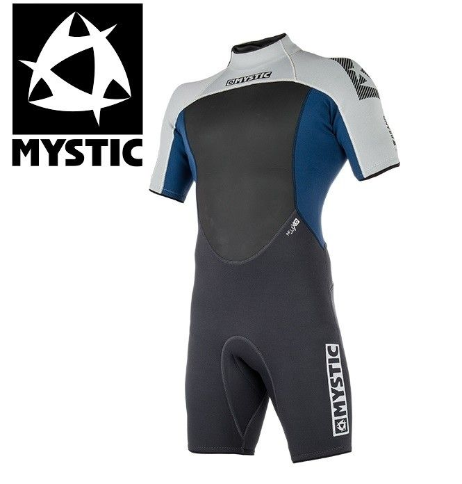 Mystic Brand Shorty 3/2 back-zip