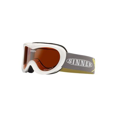 Foto van ​Sinner kinder goggle Mighty shinny white