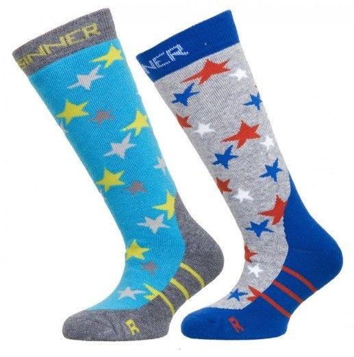 Sinner jongens ski sokken