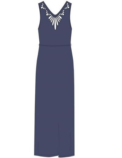 Foto van Beachlife Maxi jurk Londyl