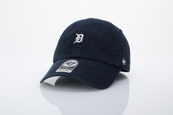 Afbeelding van 47 Brand B-Abate09Gws-Ny Dad Cap Clean Up Detroit Tigers Abate Blauw