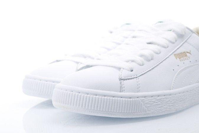 Puma 354367 17 Sneakers Basket Classic Lfs Wit