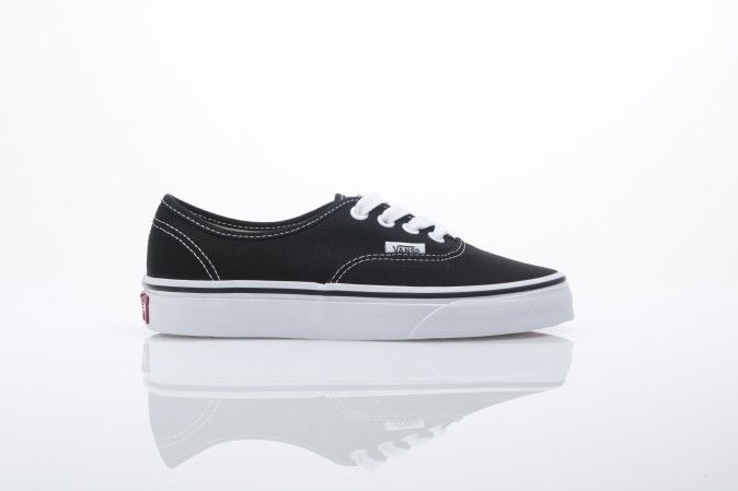 Afbeelding van Vans Classics Sneakers Authentic Black VN000EE3BLK1