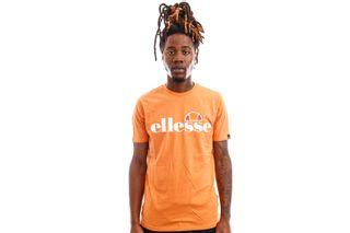 Foto van Ellesse T-shirt SL Prado Tee Orange SHI07405