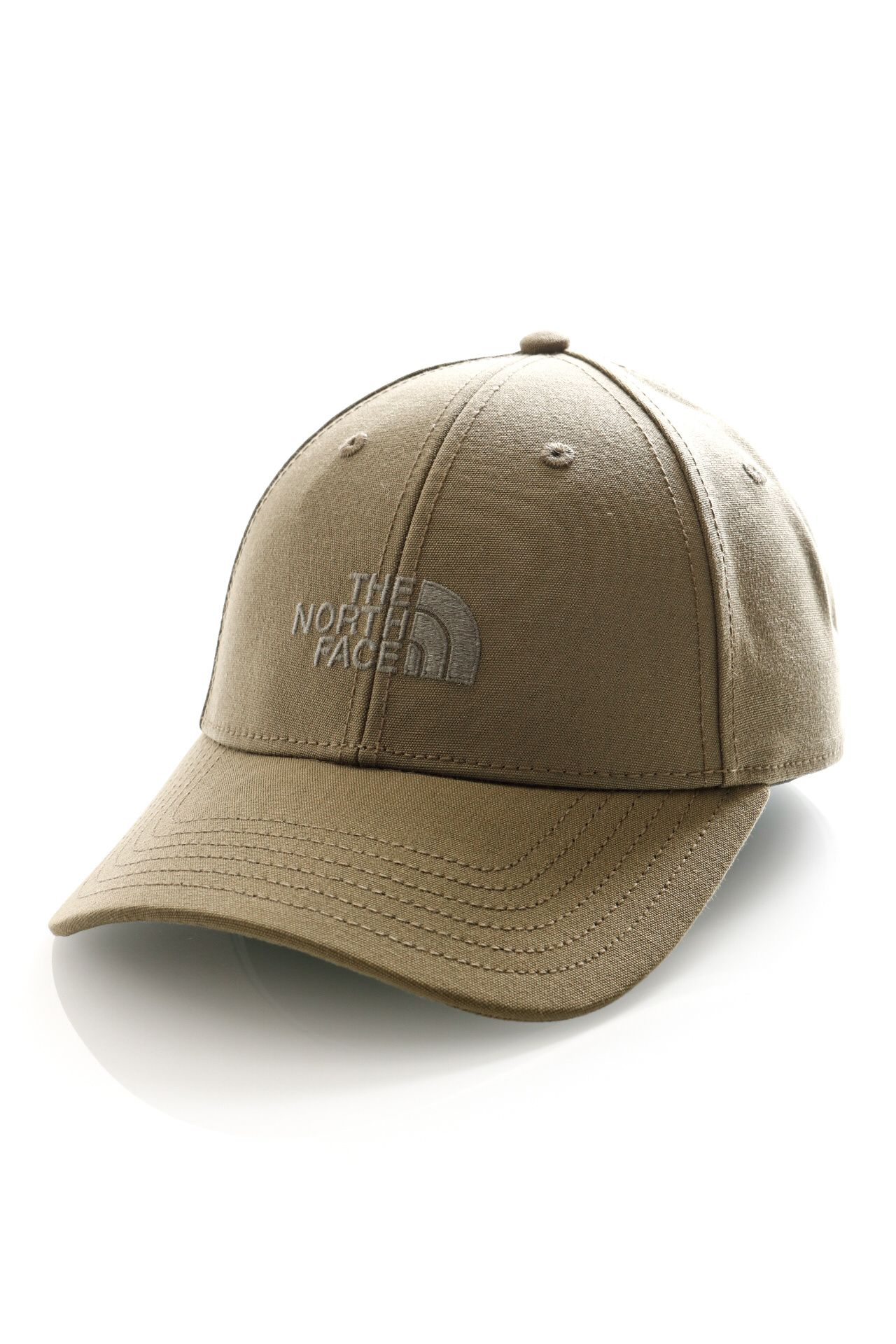Afbeelding van The North Face Dad Cap Rcyd 66 Classic Hat New Taupe Gre NF0A4VSV21L1