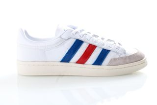 Foto van Adidas Sneakers Americana Low Ftwr White/Collegiate Royal/Scarlet EF2508