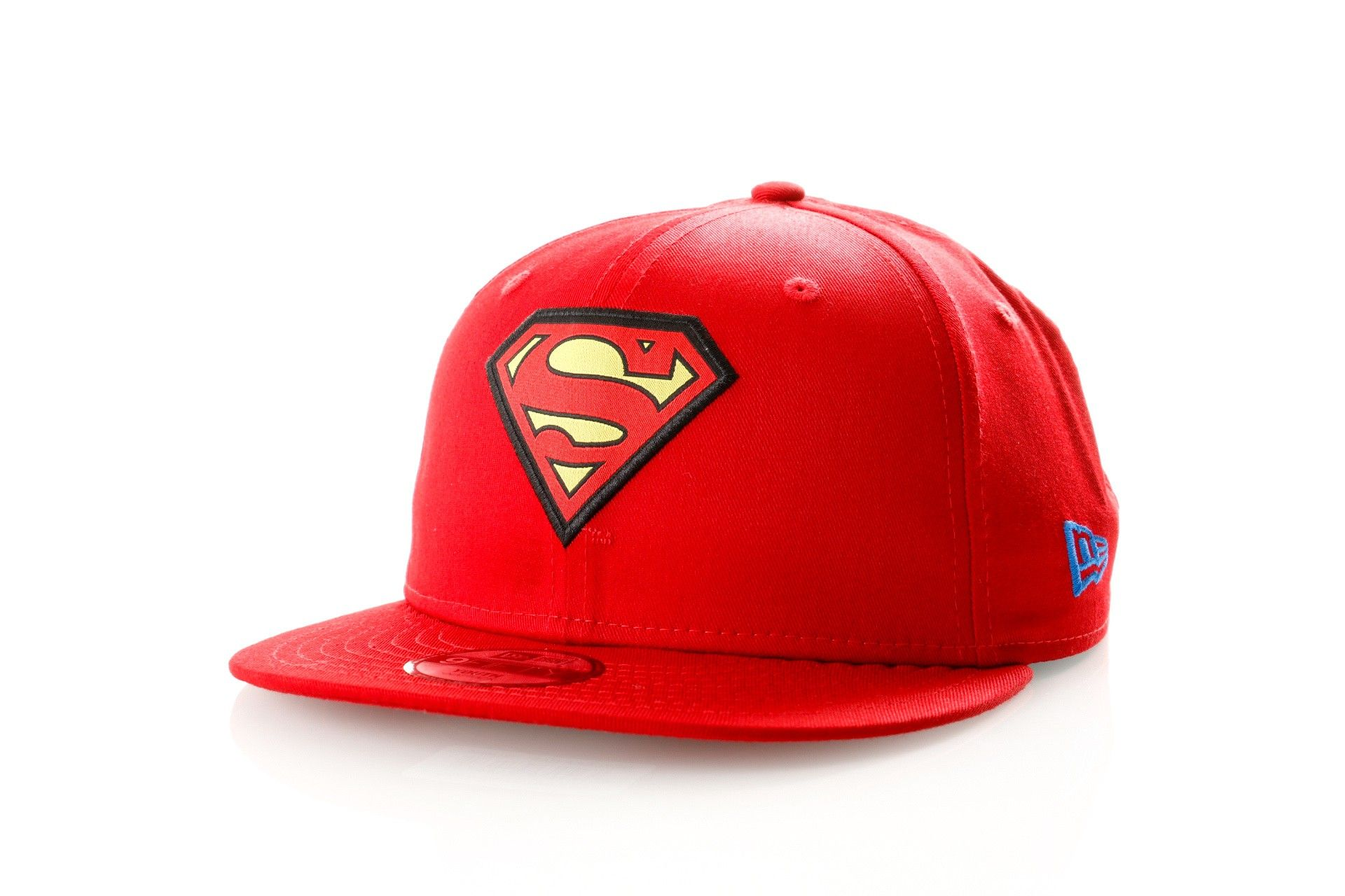 Afbeelding van New Era Kids Character 9Fifty 12134945 Snapback Cap Offical Team Colour Superman