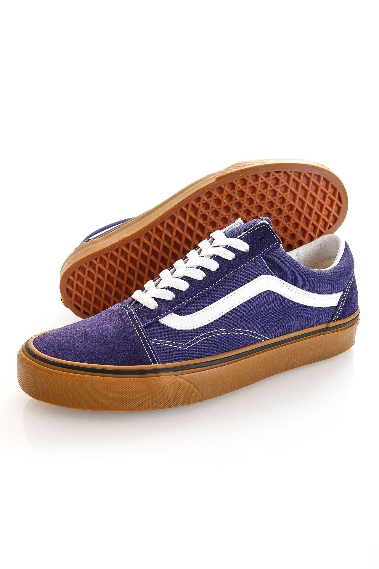 Afbeelding van Vans Sneakers UA Old Skool (GUM) Astral Aura/True White VN0A38G19LZ1