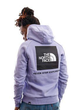 Afbeelding van The North Face Hooded Men's Raglan Redbox Hooded Sweet Lavendel NF0A2ZWUW231