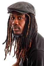 Brixton Flatcap Hooligan Snap Cap Grey/Black 10771