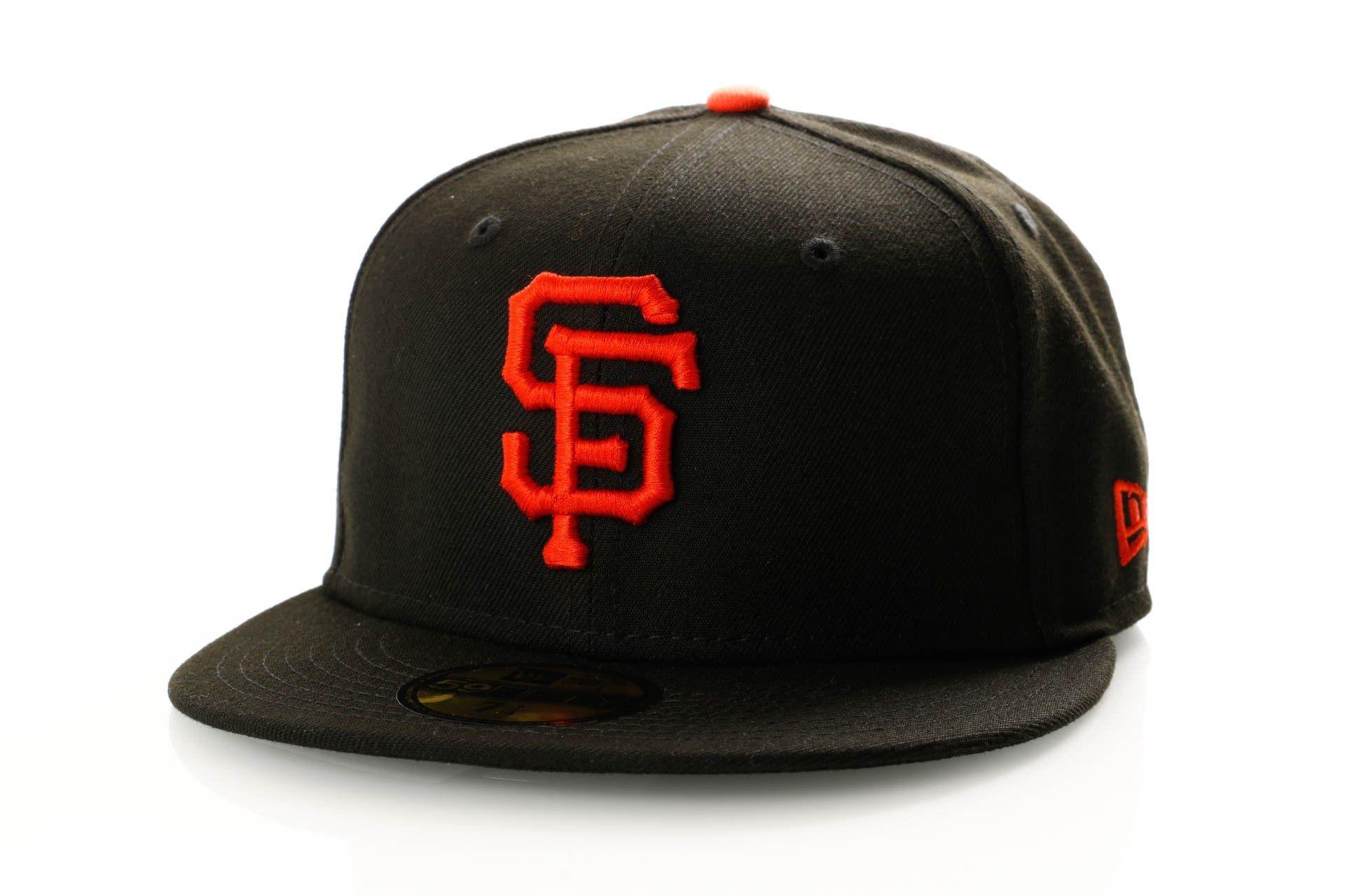 Afbeelding van New Era Fitted Cap SAN FRANCISCO GIANTS Ac Perf 59Fifty 70331940
