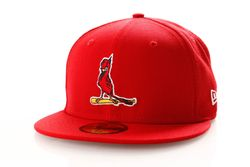 Afbeelding van New Era Fitted Cap ST LOUIS CARDINALS Coops Wool 11941702