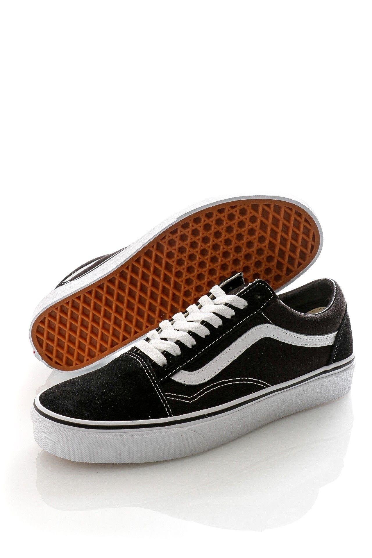 Afbeelding van Vans Classics Sneakers Old Skool Black N000D3HY281