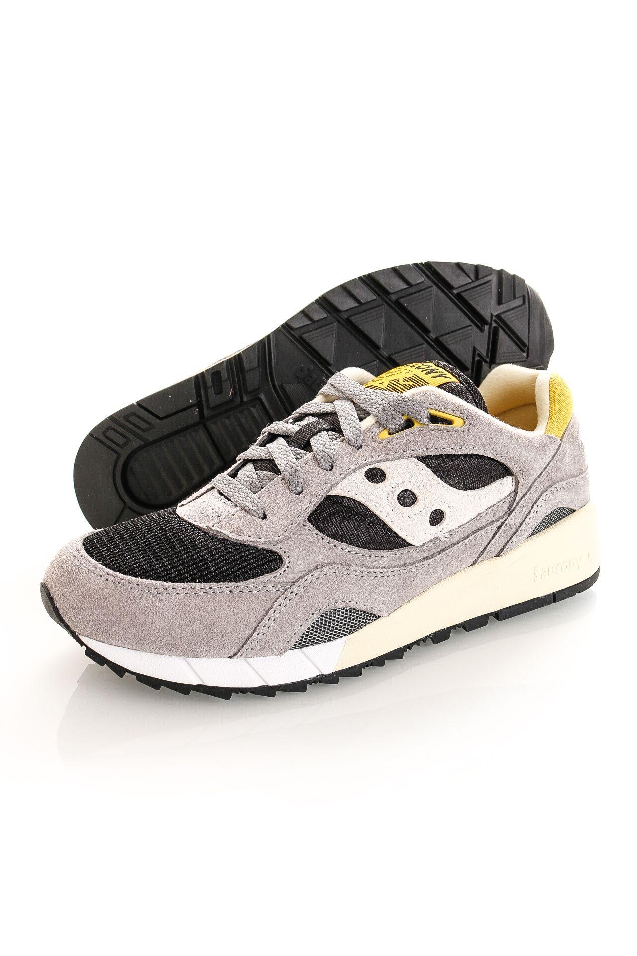 Afbeelding van Saucony Sneakers Shadow 6000 Grey/Black S70441-21