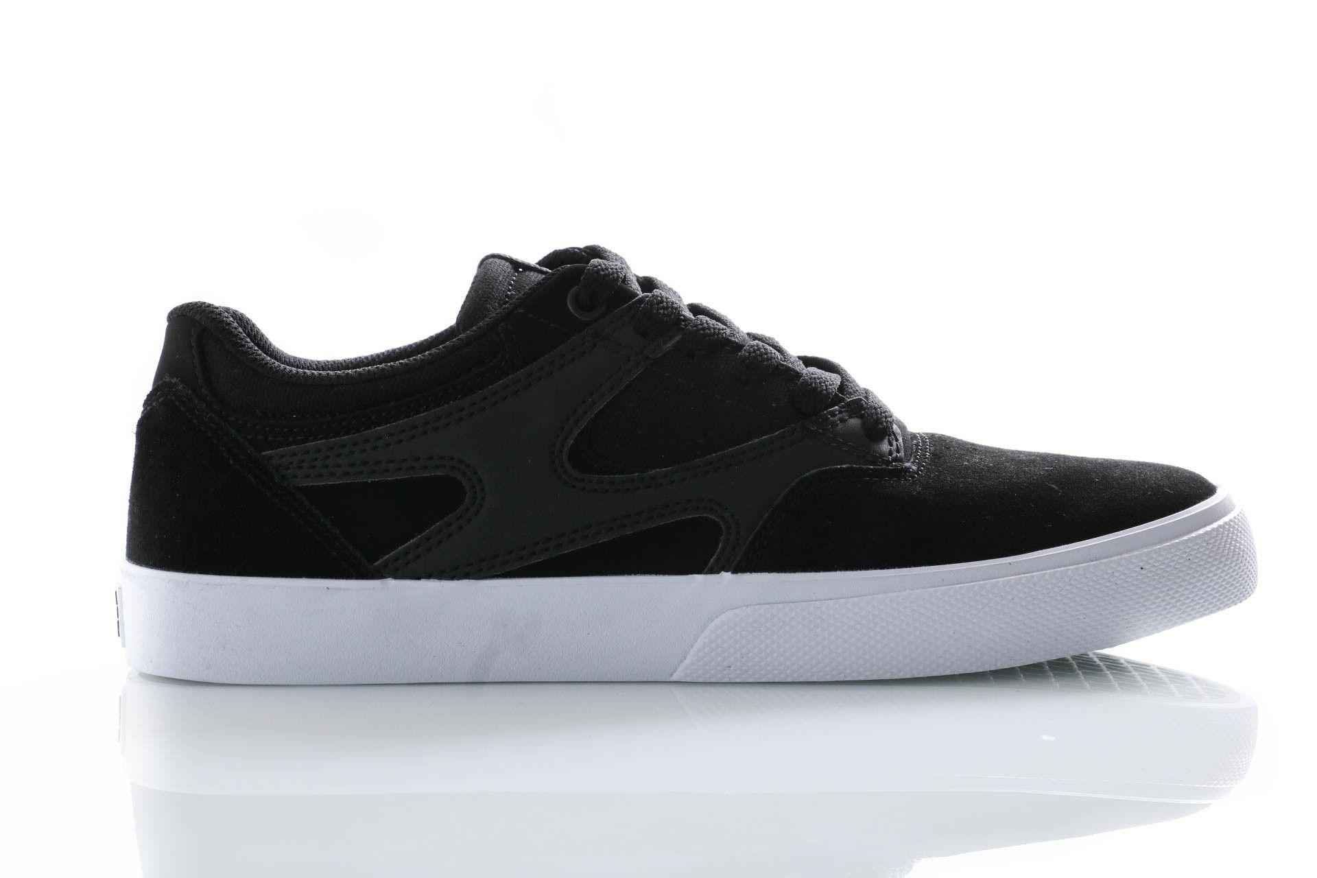 Afbeelding van DC Sneakers Kalis Vulc Black/White ADYS300569