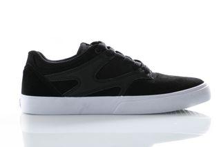 Foto van DC Sneakers Kalis Vulc Black/White ADYS300569