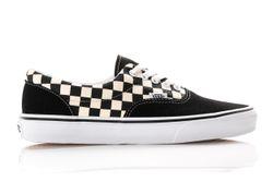 Afbeelding van Vans Ua Era Vn0A38Frp0S Sneakers (Primary Check) Black/White