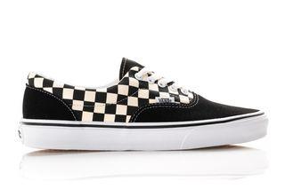 Foto van Vans Ua Era Vn0A38Frp0S Sneakers (Primary Check) Black/White